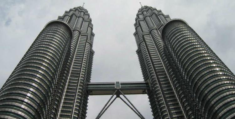 En Camboya se construirá unas Torres Gemelas que serán las más altas del mundo | El Diario 24