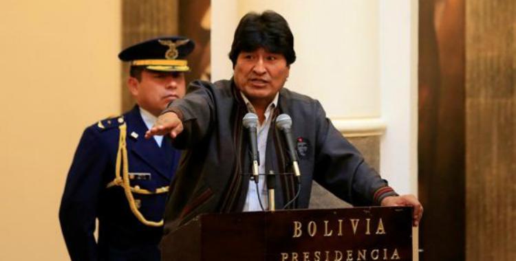 Evo Morales convocará a un referéndum para decidir la cadena perpetua a violadores de menores | El Diario 24