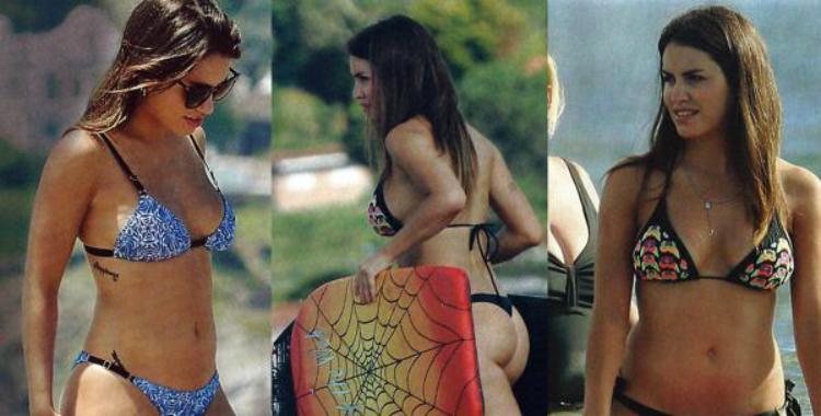 Lali Espósito, muy hot en las playas de Uruguay   El Diario 24