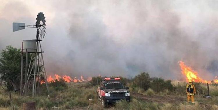 La Pampa se declaró en estado de Desastre Agropecuario   El Diario 24