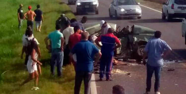 Una persona murió en un accidente sobre la ruta 9, a la altura de Romera Pozo | El Diario 24