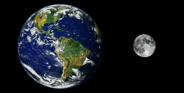 Descubrí como se ven la Tierra y la luna desde Marte | El Diario 24