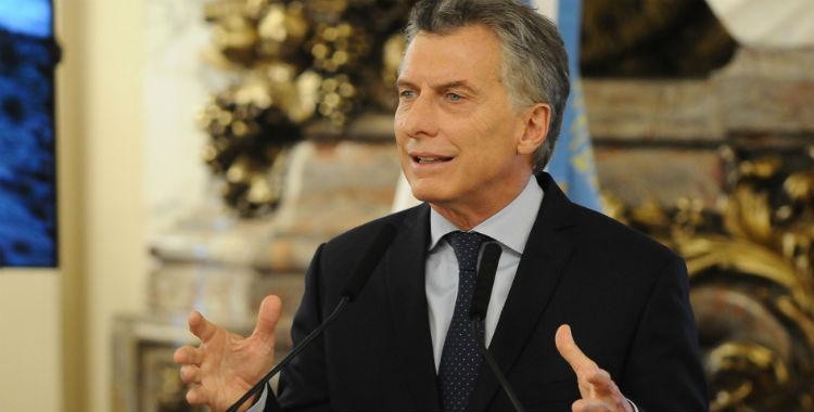 Macri aseguró que el plan de explotación de Vaca Muerta será una revolución del trabajo   El Diario 24
