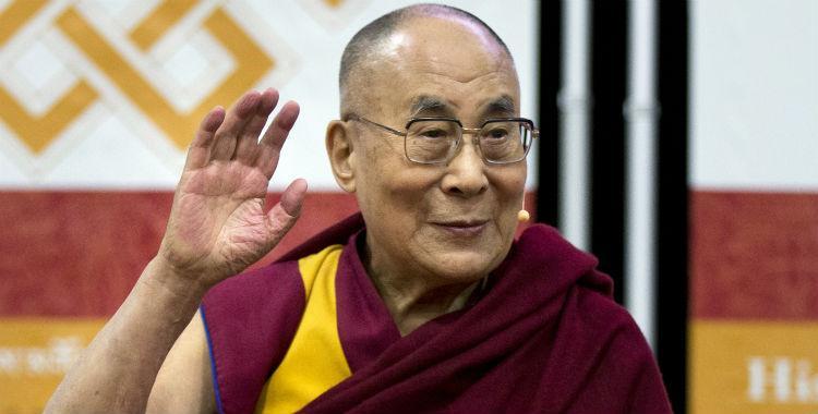 El Dalái lama asegura que con la presidencia de Trump comenzará una era de paz   El Diario 24