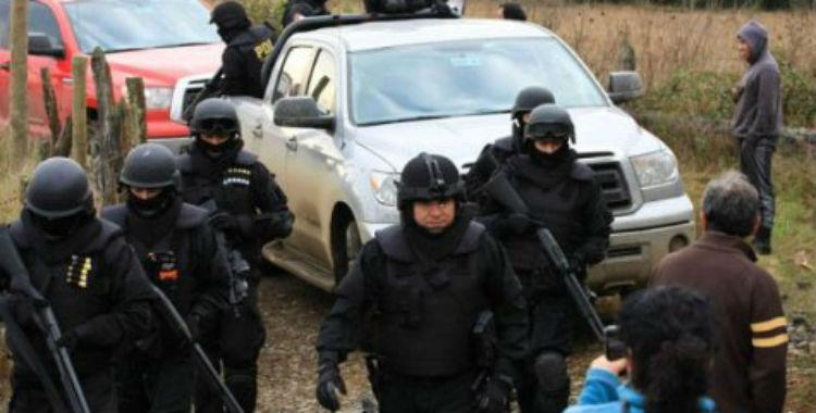 Denuncian nueva represión a mapuches en Chubut | El Diario 24