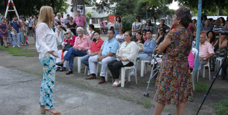 La Municipalidad capitalina participó del homenaje a Hilda Guerrero, a 50 años de su asesinato   El Diario 24
