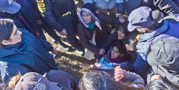 Amnistía Internacional se suma al repudio de la represión al pueblo mapuche en Chubut | El Diario 24