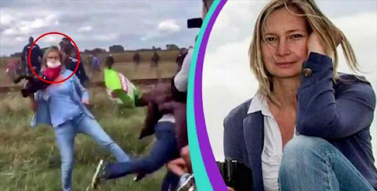 Le dieron libertad condicional a la periodista que hizo caer a unos refugiados | El Diario 24