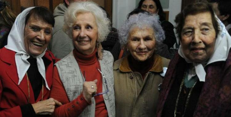 Nosotras utilizamos a los Kirchner afirmó Estela de Carlotto | El Diario 24