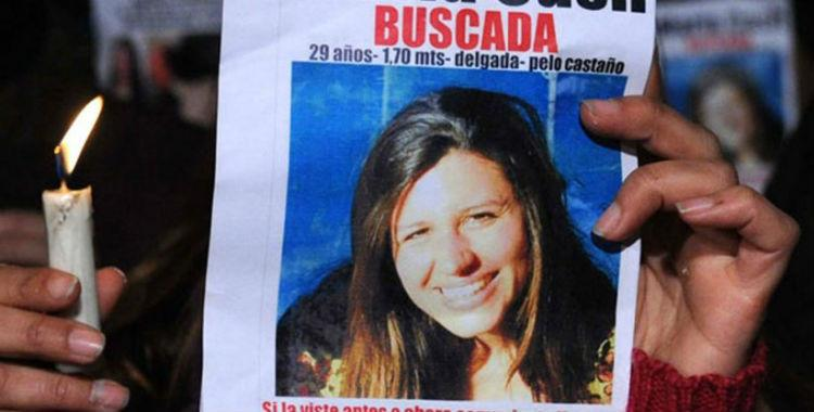Hallan un extraño mensaje sobre María Cash en Santa Cruz   El Diario 24