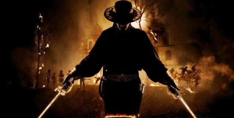 Luego de dos películas interpretadas por Antonio Banderas, El Zorro cambia de protagonista   El Diario 24