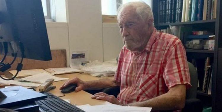 Científico de 102 años asegura que ya es tarde para pelearle al cambio climático   El Diario 24