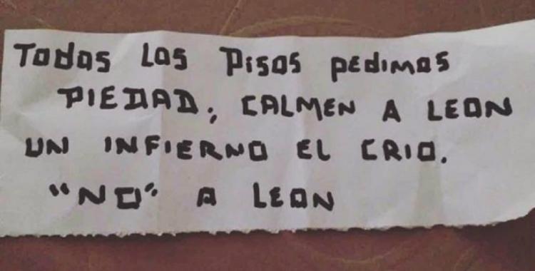 """""""No a León"""": escracharon a un bebé por llorar demasiado en las vacaciones   El Diario 24"""