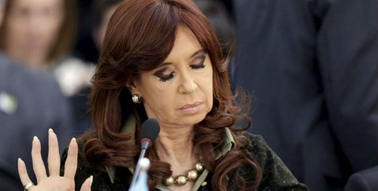 Cristina: Ahora me denuncian por decir malas palabras. No saben que más inventar   El Diario 24