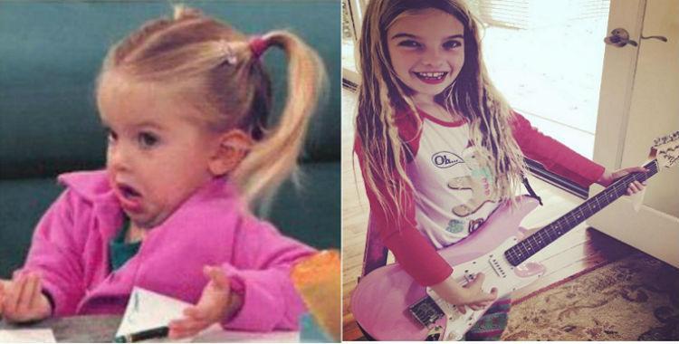 Mia Talerico, la niña de un meme viral ahora creció | El Diario 24