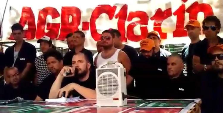 Trabajadores de AGR-Clarín denuncian que son víctimas de espionaje | El Diario 24