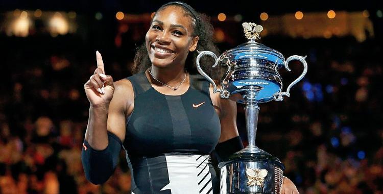 Serena Williams venció a su hermana Venus en la final del Abierto de Australia | El Diario 24