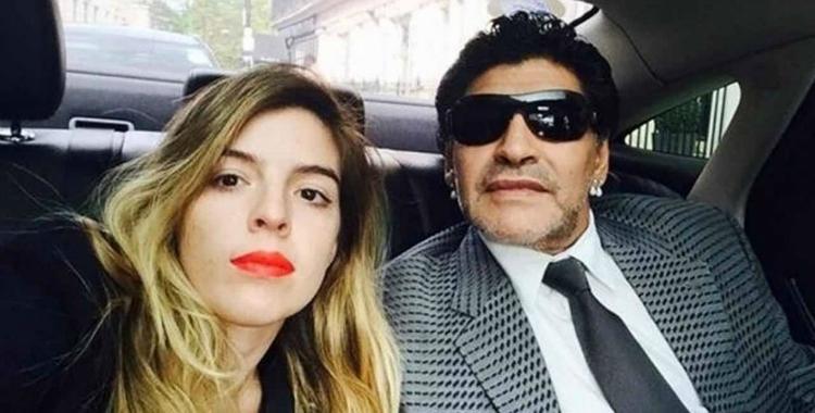 Diego Maradona y sus hijas se reconcilian después de un largo tiempo   El Diario 24