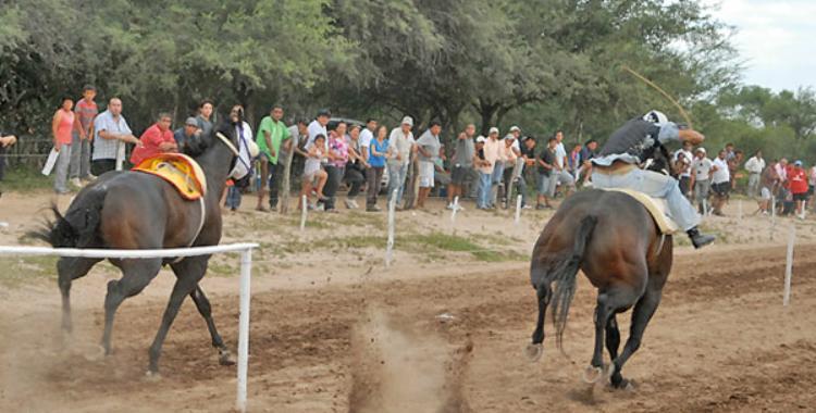 Quiso parar la carrera porque su caballo iba segundo y lo mataron   El Diario 24