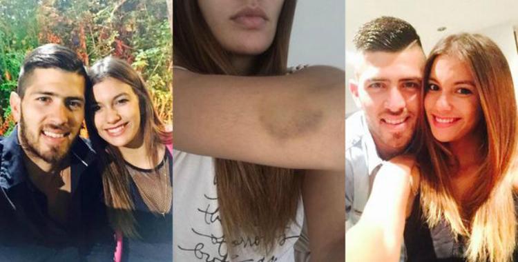 La ex novia del nuevo arquero de Boca lo denunció por violencia de género   El Diario 24