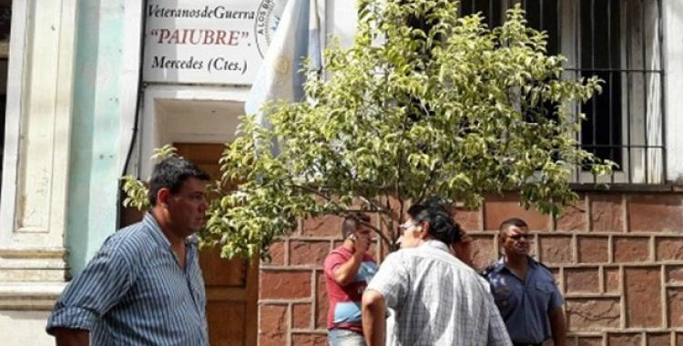 Corrientes: Hallaron muerto al presidente de Excombatientes de Malvinas de Mercedes | El Diario 24
