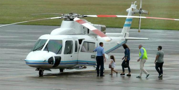 Doble Vara: Laura Alonso ahora defiende el uso particular del helicóptero presidencial   El Diario 24