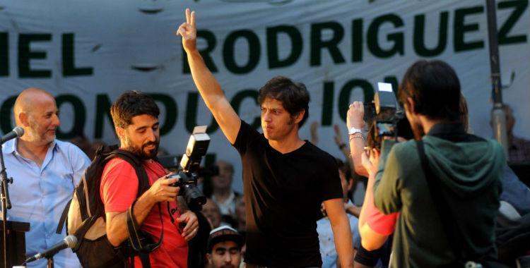 Kicillof: No es la herencia, es Macri el que ha provocado el derrumbe económico del país | El Diario 24