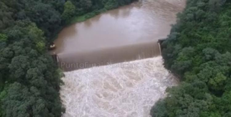 Empeora la situación: Graneros se inundó con la crecida del río Marapa   El Diario 24