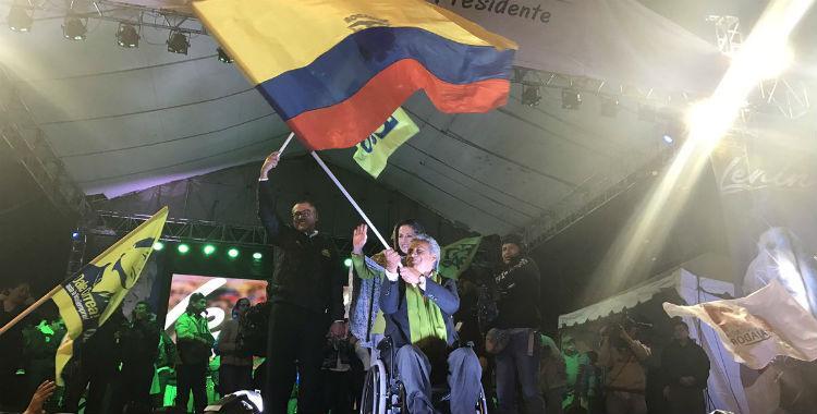 Lenin Moreno ganó el balotaje y es el nuevo presidente de Ecuador   El Diario 24