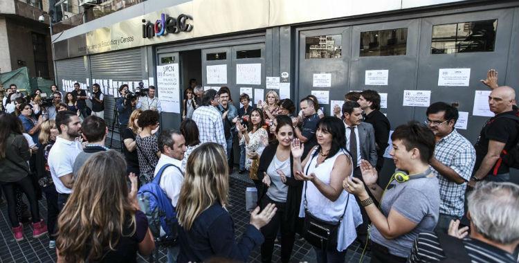 Dramático: tiene cáncer y está entre los 80 despedidos del Indec   El Diario 24
