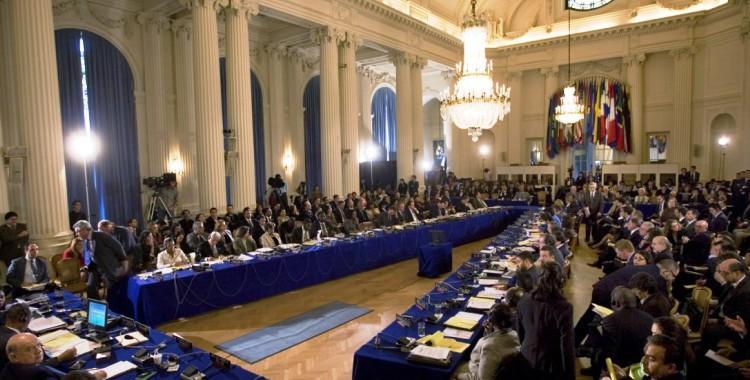 Bolivia denuncia golpe institucional en la sesión de la OEA por Venezuela | El Diario 24