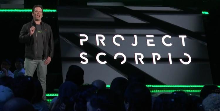 Microsoft revelará detalles de su próxima consola, Project Scorpio   El Diario 24