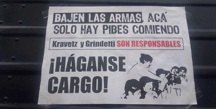 La cocinera del comedor de Lanús perdió su bebé tras la represión de la policía | El Diario 24
