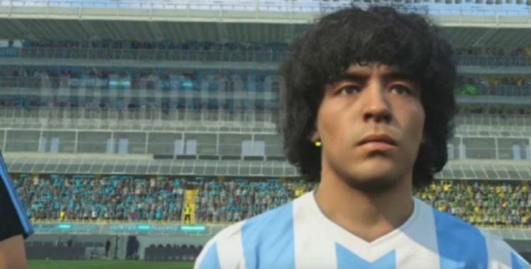 Maradona denuncia a Konami, promete sacarle millones y usarlos para construir potreros | El Diario 24