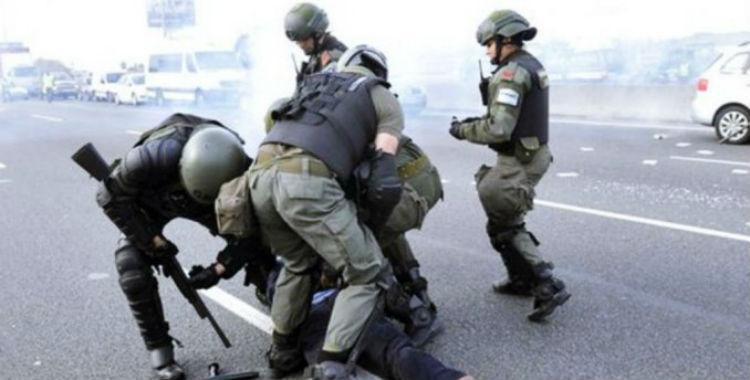 Paro nacional: Gendarmería empezó a reprimir en Panamericana | El Diario 24