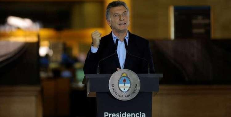 Macri: Ayer no paró el país | El Diario 24