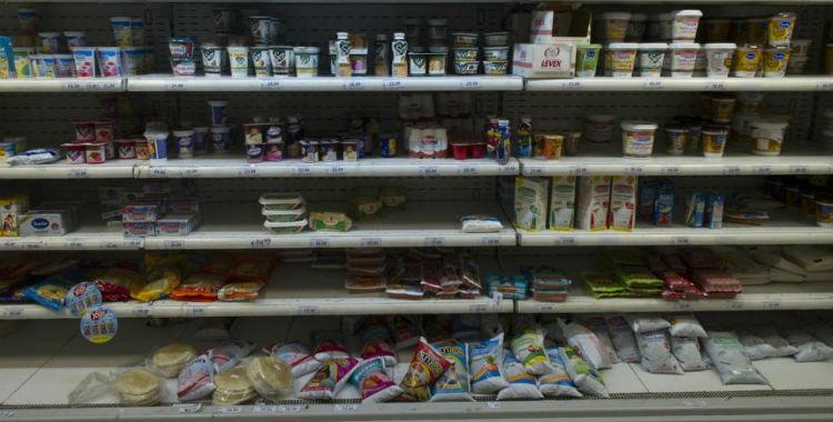 Se resiente la oferta de lácteos y aumentan los precios   El Diario 24