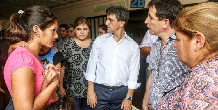 Yedlin reiteró la necesidad de que llegue ayuda de la Nación para obras en Tucumán   El Diario 24