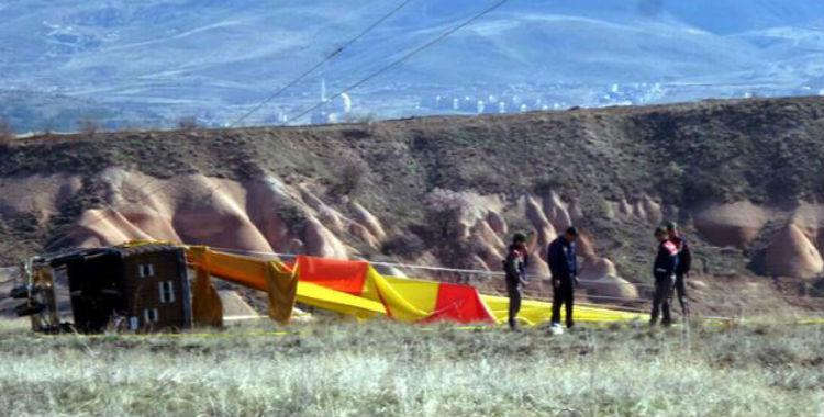 Turquía: un muerto y siete heridos al caerse un globo aerostático   El Diario 24