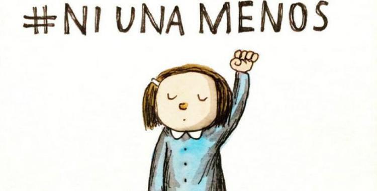 Liniers realizó un conmovedor homenaje a Micaela García   El Diario 24