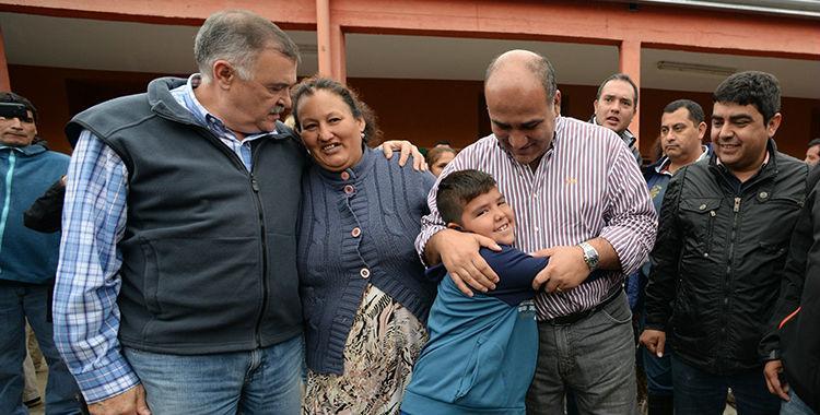 La Provincia entregará un kit para inundados con heladera, cocina, lavarropas y camas | El Diario 24