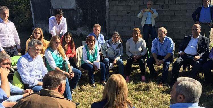 """Frigerio: """"La ayuda no va a los gobernantes, sino a la gente que la necesita   El Diario 24"""
