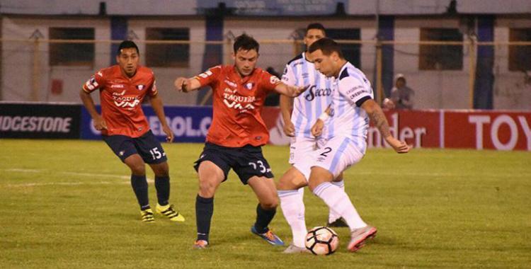 Atlético no levanta cabeza y cayó ante el Wilstermann en Bolivia   El Diario 24
