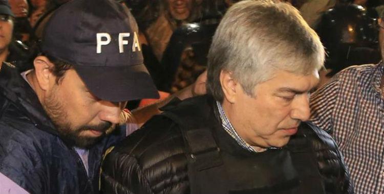 Después de una arritmia, Lázaro Báez fue dado de alta y trasladado al penal de Ezeiza | El Diario 24