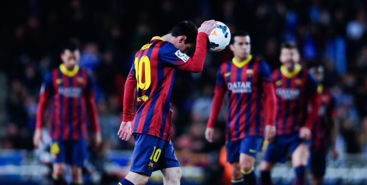 Problemas en el Barcelona: Mascherano, Piqué y Neymar acusados por los errores ante Juventus | El Diario 24