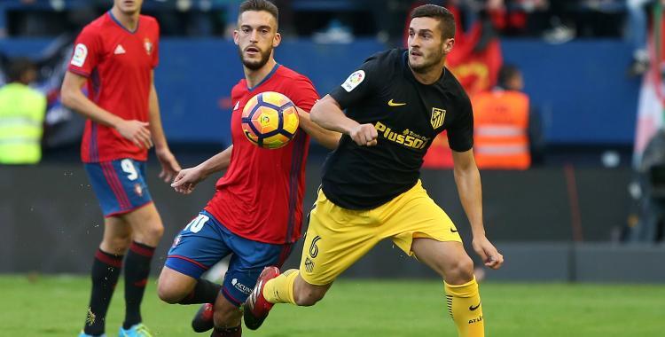 ESPN 2 transmite en vivo Atlético Madrid vs Osasuna por La Liga Santander 2016/17 | El Diario 24