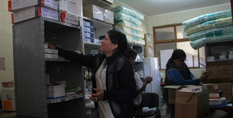 La población ya acude al Hospital de La Madrid, que no fue afectado por la inundación   El Diario 24
