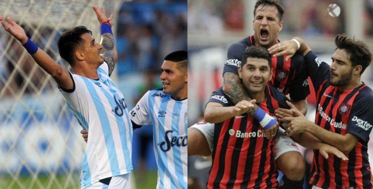 Telefé transmite en vivo Atlético Tucumán vs San Lorenzo por el Torneo de Primera División 2016/17 | El Diario 24