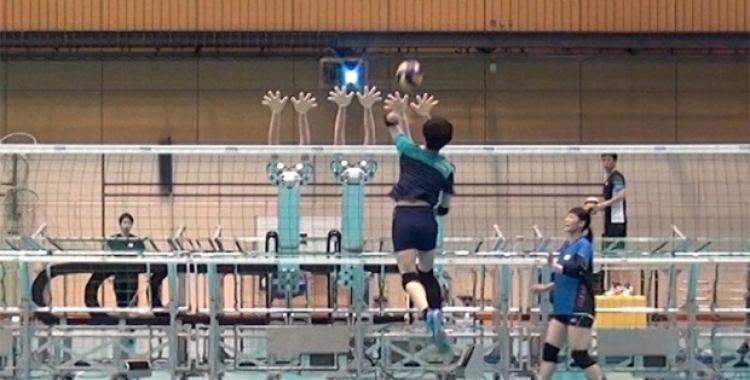 ¿Por qué la selección japonesa de Voley entrena con robots? | El Diario 24