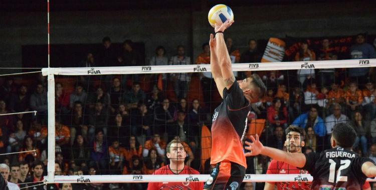 Monteros Voley perdió en el segundo partido de la final y el campeón se define este lunes | El Diario 24